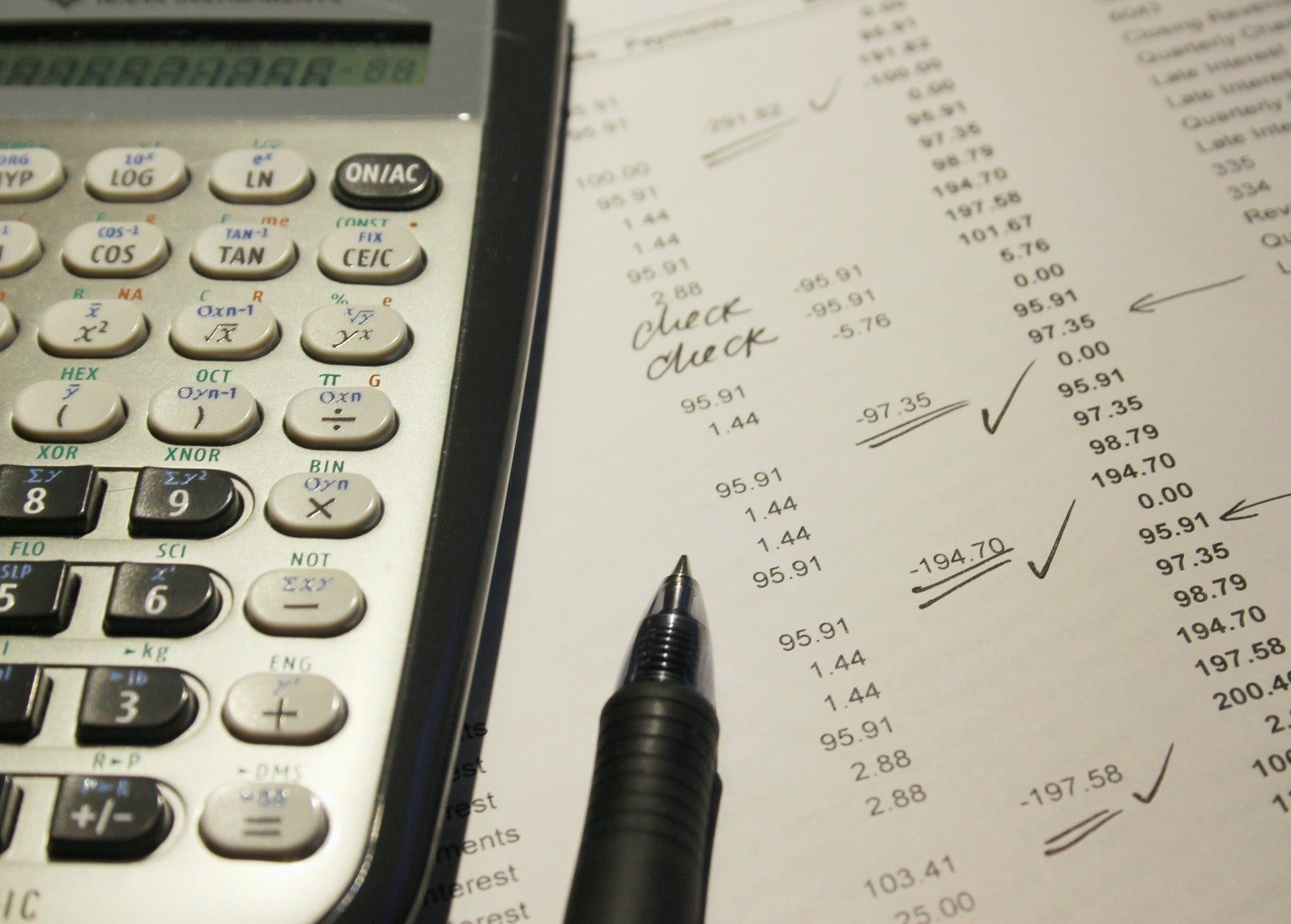 Accounting-Reports